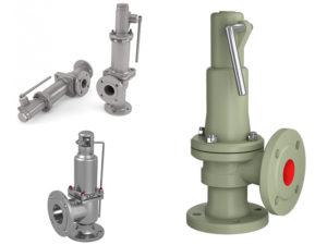 клапаны предохранительные стальные