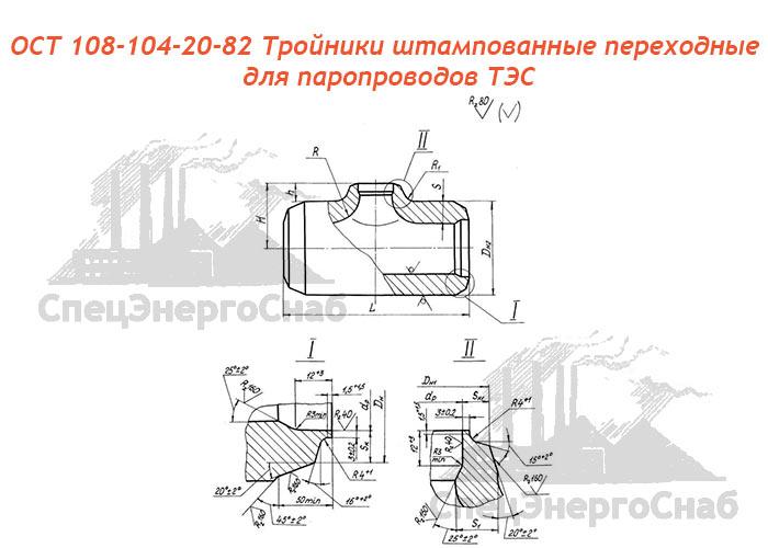 ОСТ 108-104-20-82
