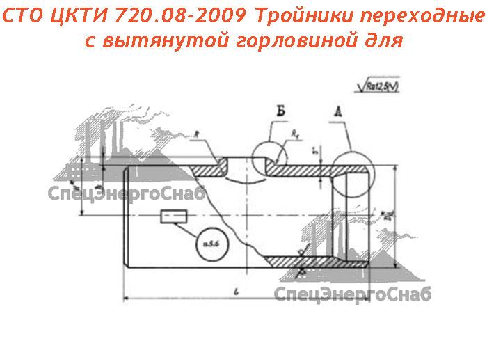СТО ЦКТИ 720.08-2009