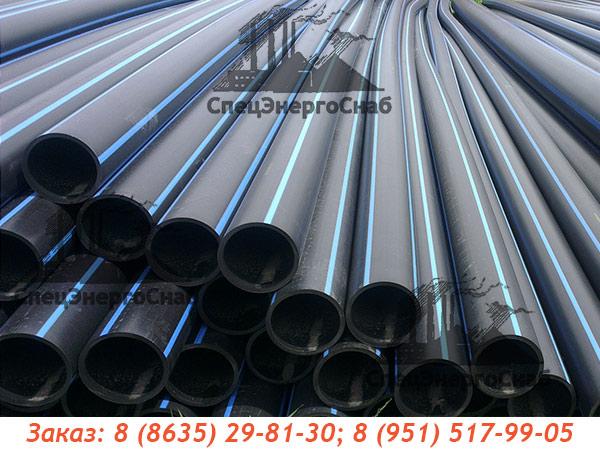 Труба ПЭ 80 SDR 13.6-160