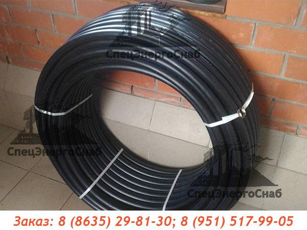 Труба ПЭ100 SDR17 ду50