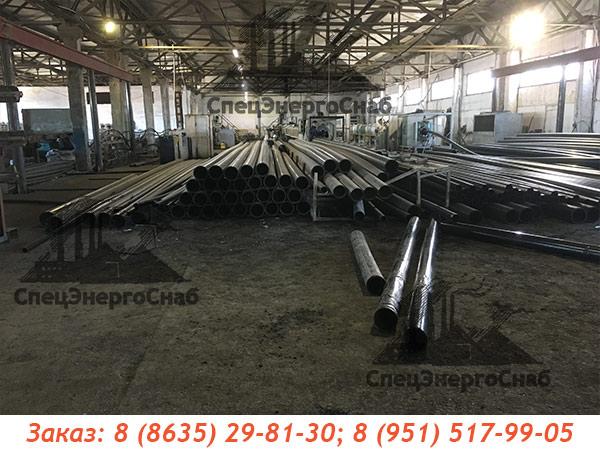 Труба ПНД ПЭ100 SDR11 ГОСТ 18599-2001
